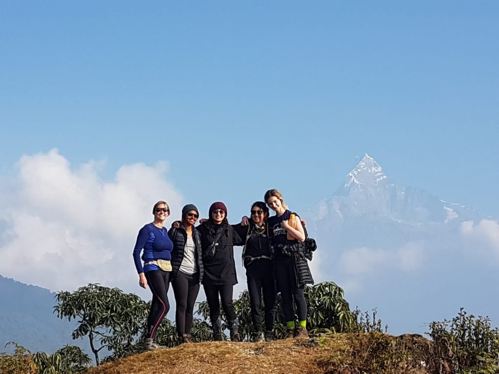 Everest Base Camp Trek and Volunteering Program in Nepal