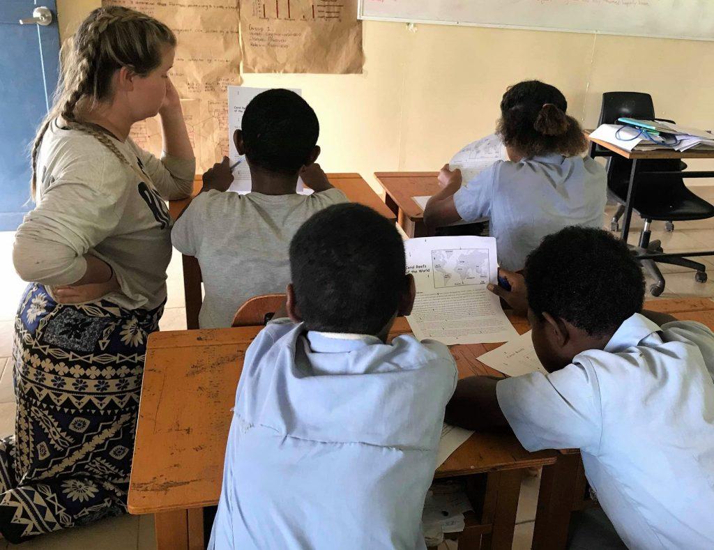 Teaching Internship in Fiji - Internship Program | GVI UK
