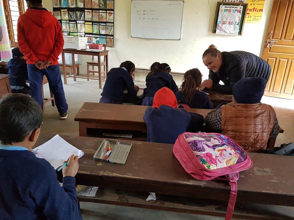 Volunteer Teaching in Nepal | GVI UK