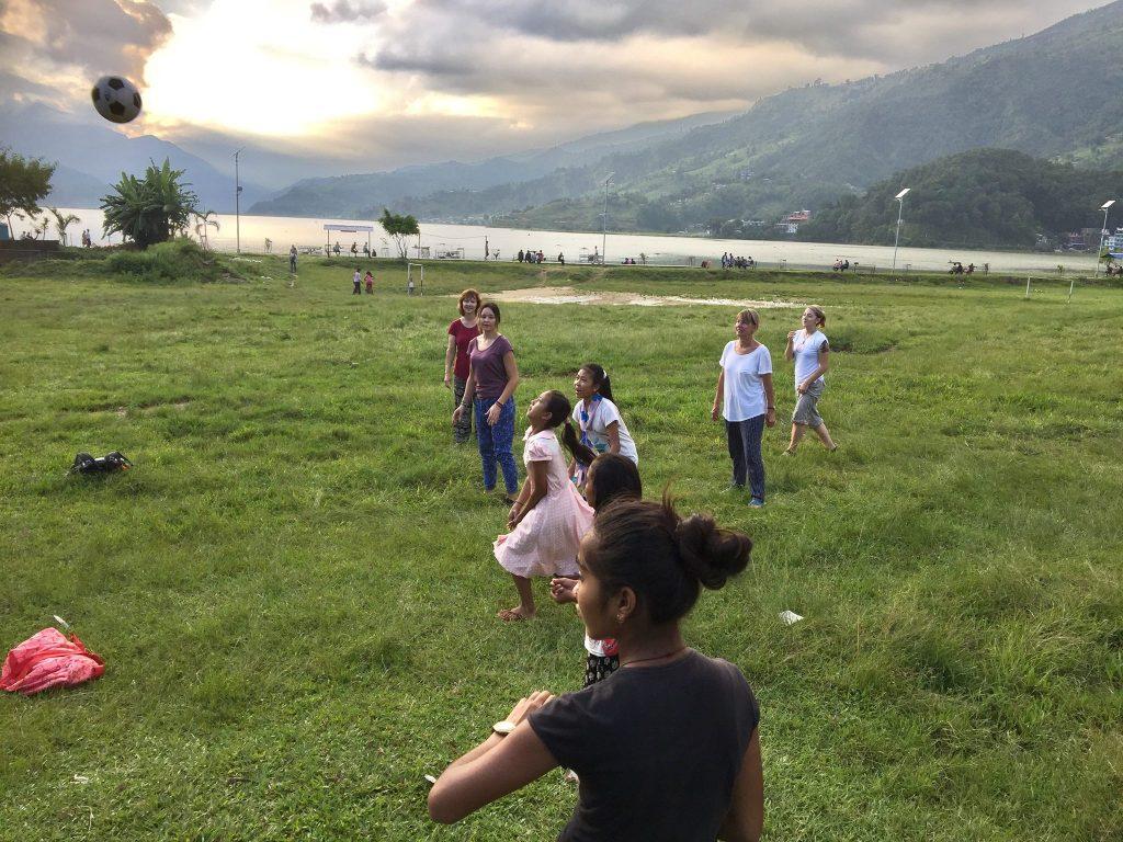 Nepal Teaching and Community Development Internship   GVI UK