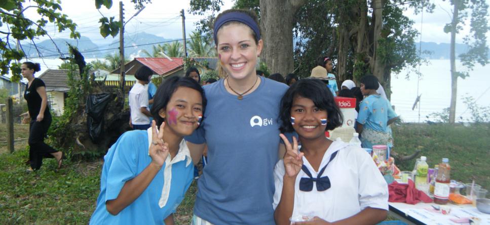 Conservationist in Thailand