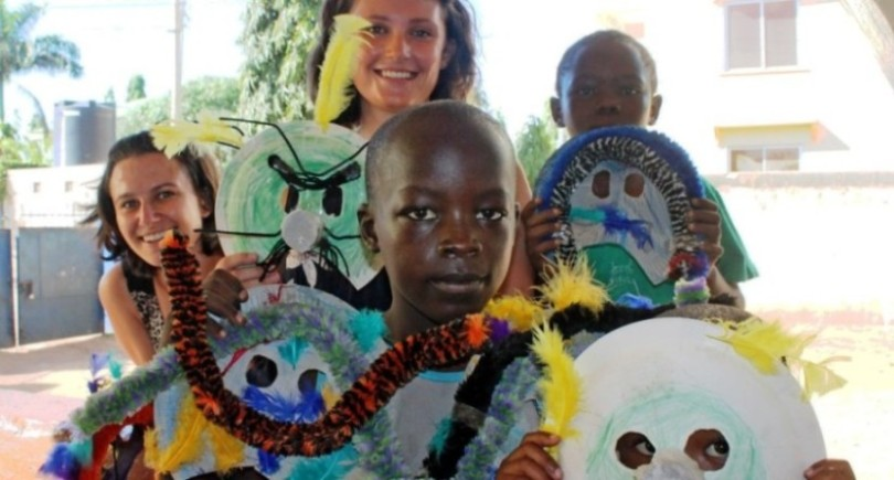 Act II- A second Kenyan school theatre performance