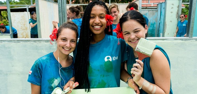 5 Great Reasons to Volunteer Abroad | GVI | www.gvi.co.uk