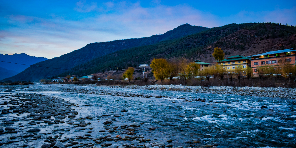 bhutan becomes first carbon negative country