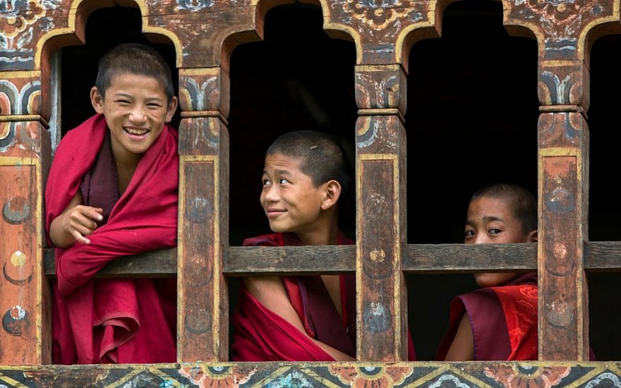 Bhutan Becomes The World's First Carbon Negative Country