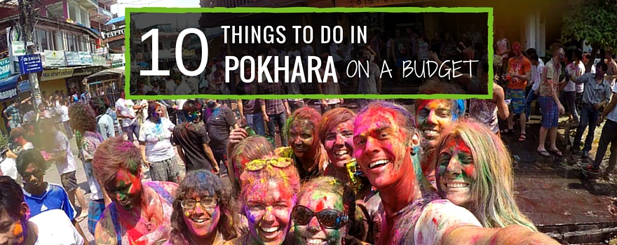10 Things to do in Pokhara on a Budget | GVI
