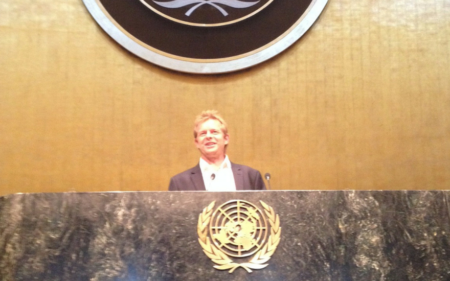GVI's Attendance at the UN Global Compact Leaders Summit