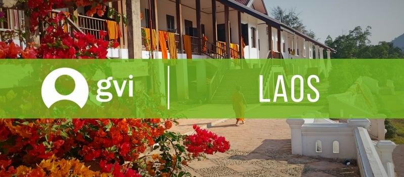 GVI Laos Monthly Achievement Report: International Scholarships