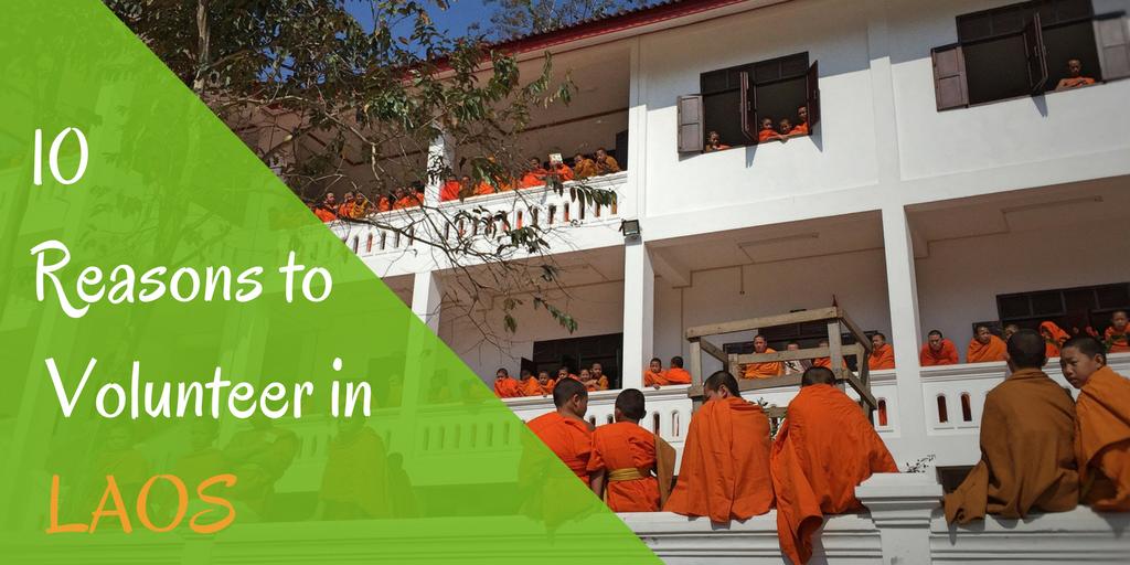 10 Reasons to Volunteer in Laos