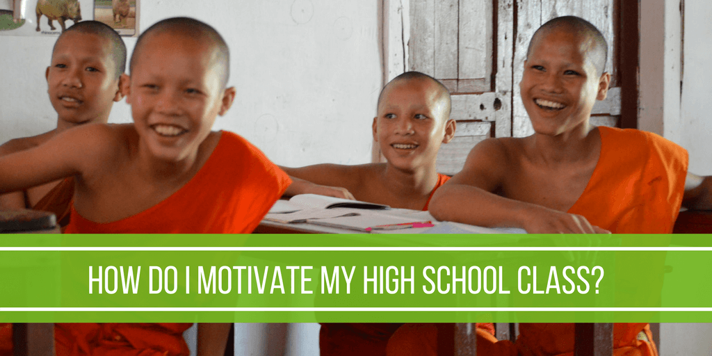 Back To School: How To Motivate High School Students To Learn