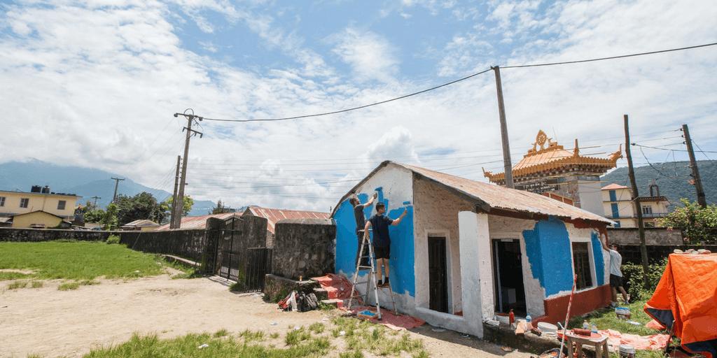Opportunités de volontariat de vacances au Népal