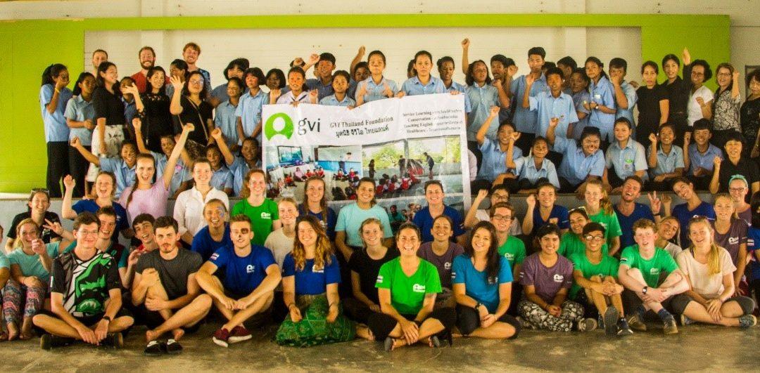 GVI Thailand's 10th Anniversary!