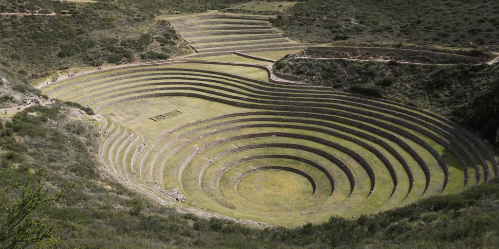 visitez les ruines de Moray Cusco