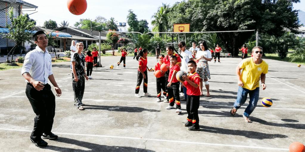 educational internships in thailand
