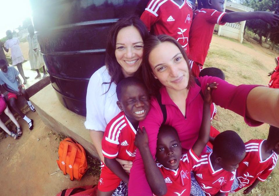 My Experience Volunteering at a Childcare Centre in Ghana