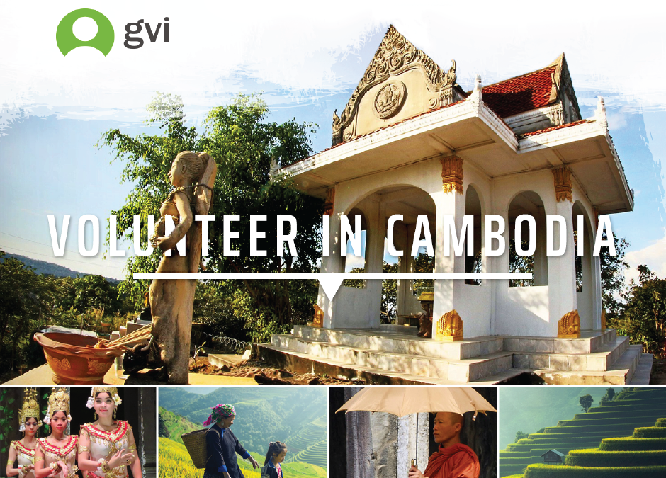 8 Unmissable Things To Do in Magical Cambodia [Infographic]