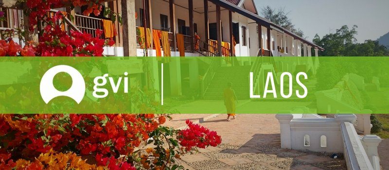 In case you missed it: GVI Laos March MAR