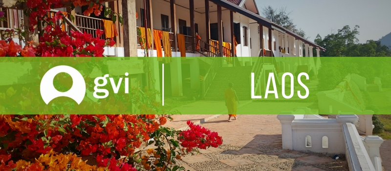 In case you missed it: GVI Laos MAR July 2018