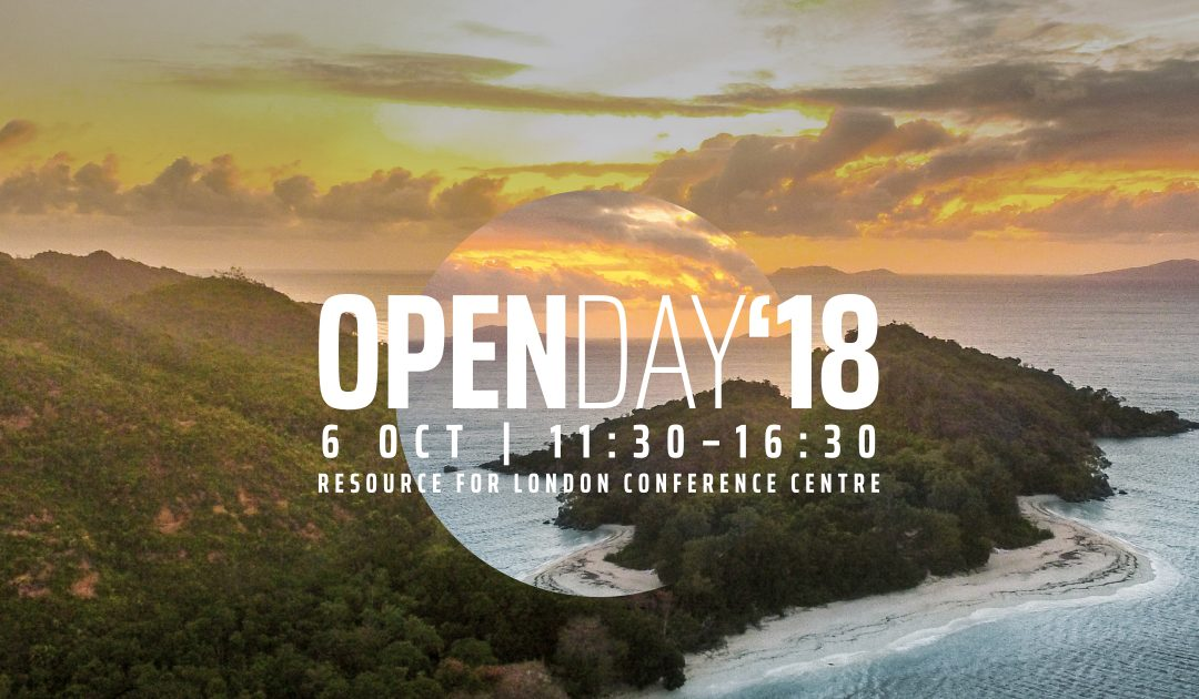 Everything you need to know about the GVI London Open Day 2018