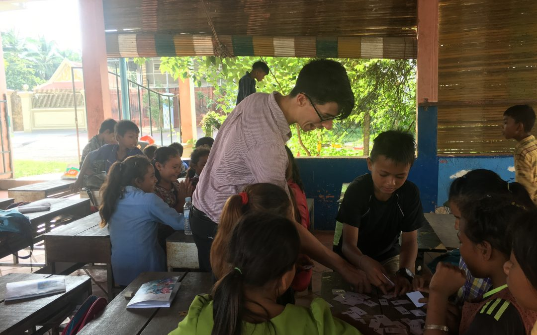 Our GVI Cambodia hub goes LIVE!