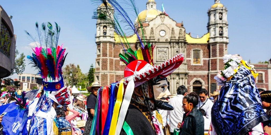 traditions de noël au mexique