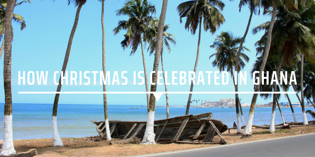 how christmas is celebrated in ghana