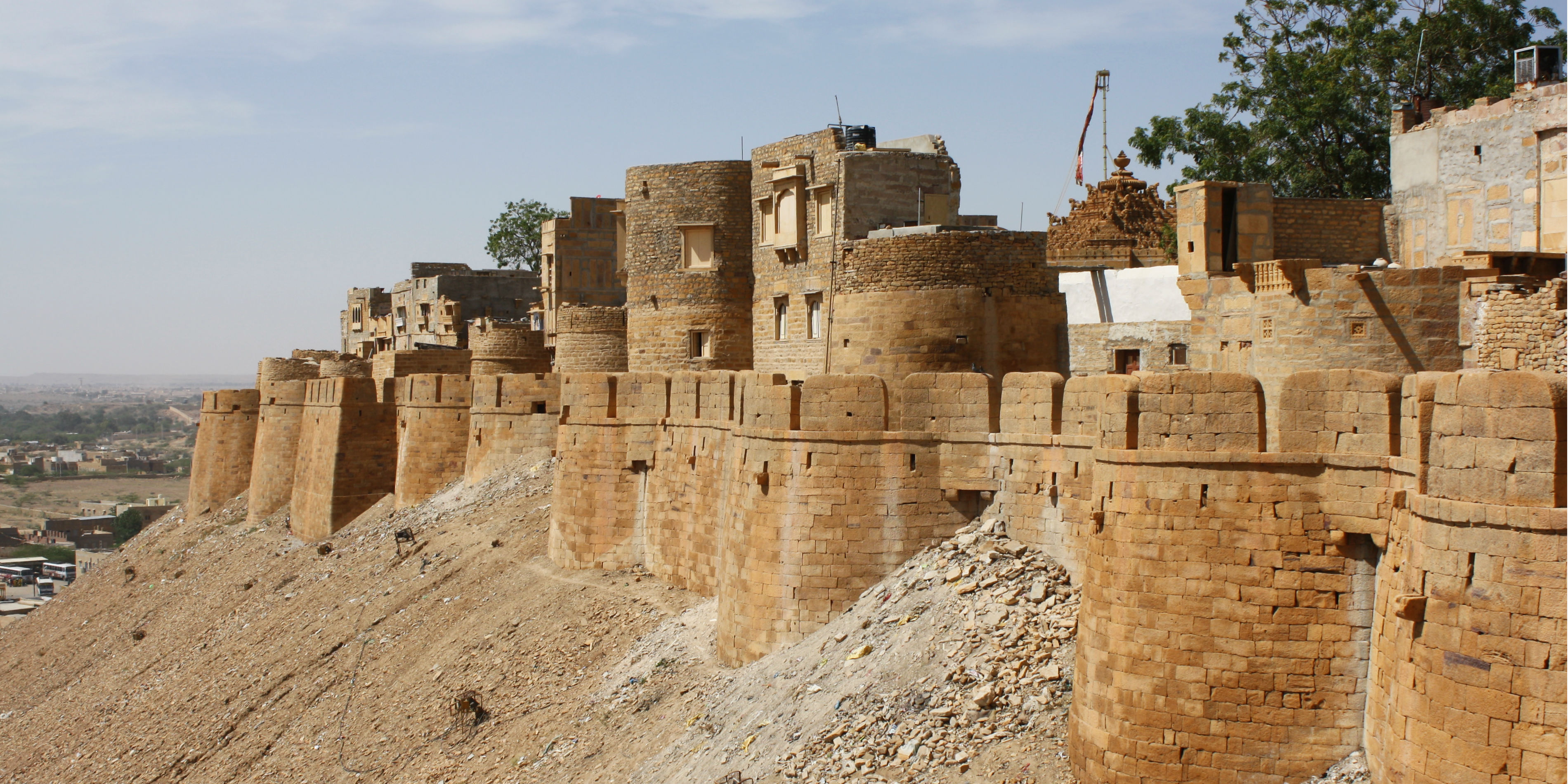 golden fort