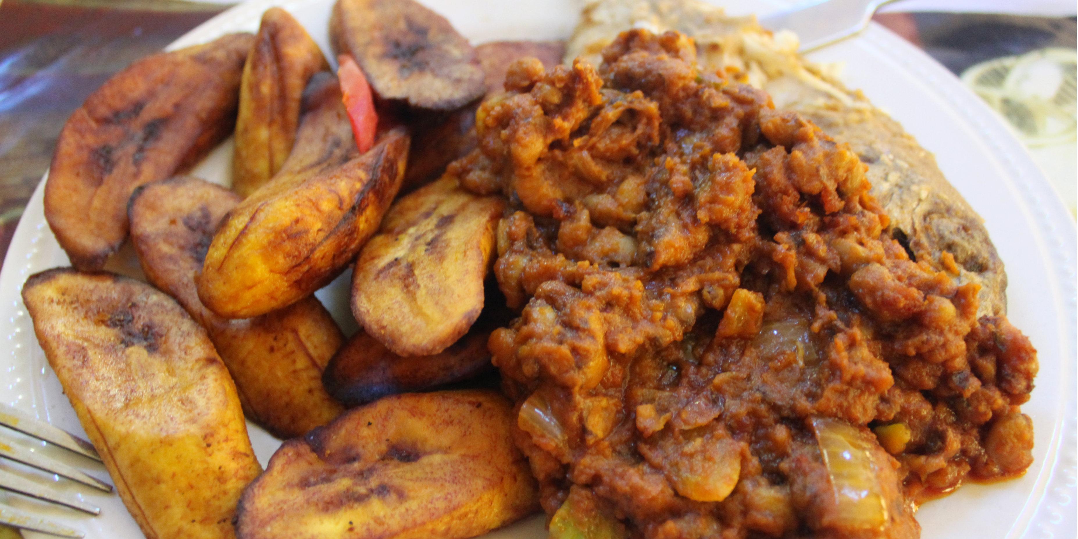 Cuisine ghanéenne