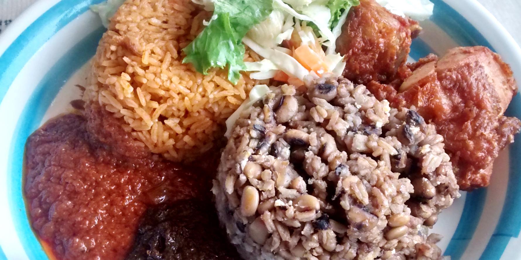 Cuisine traditionnelle ghanéenne