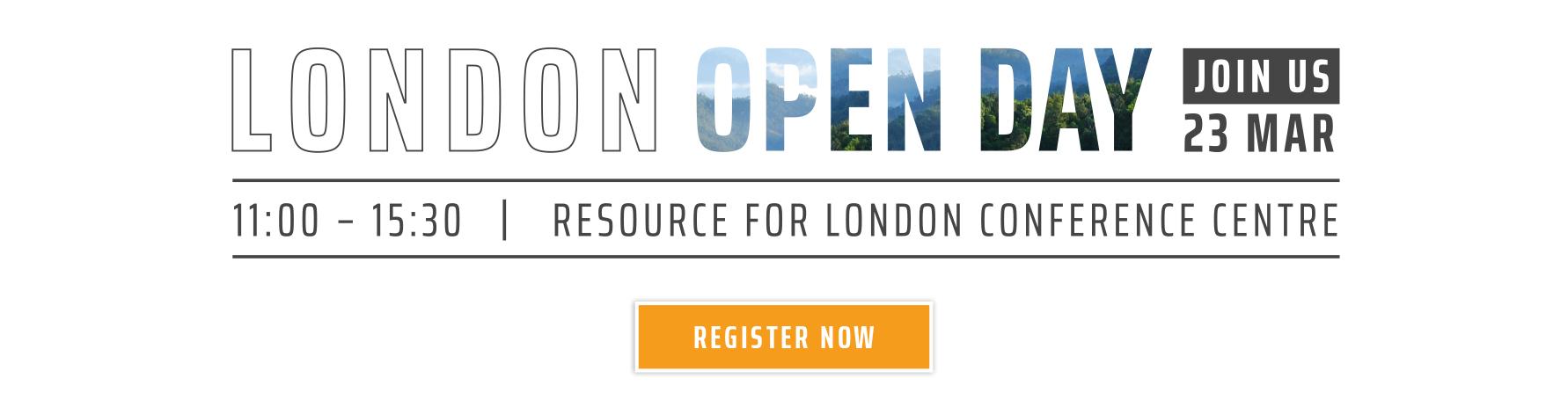UK Open Day Banner