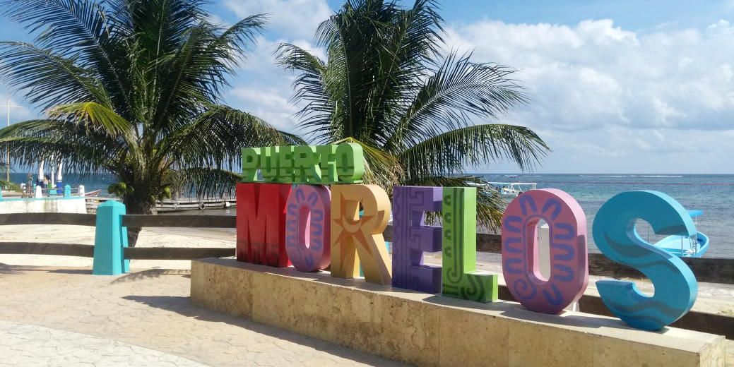Volunteer in Puerto Morelos