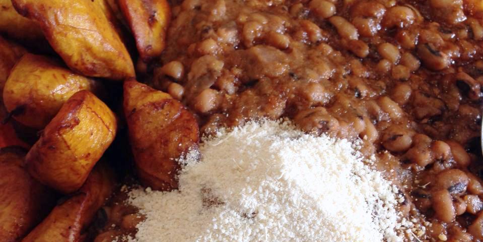 Cuisine du Ghana