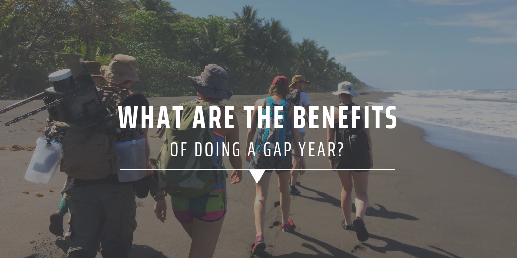 What are the benefits of doing a gap year?