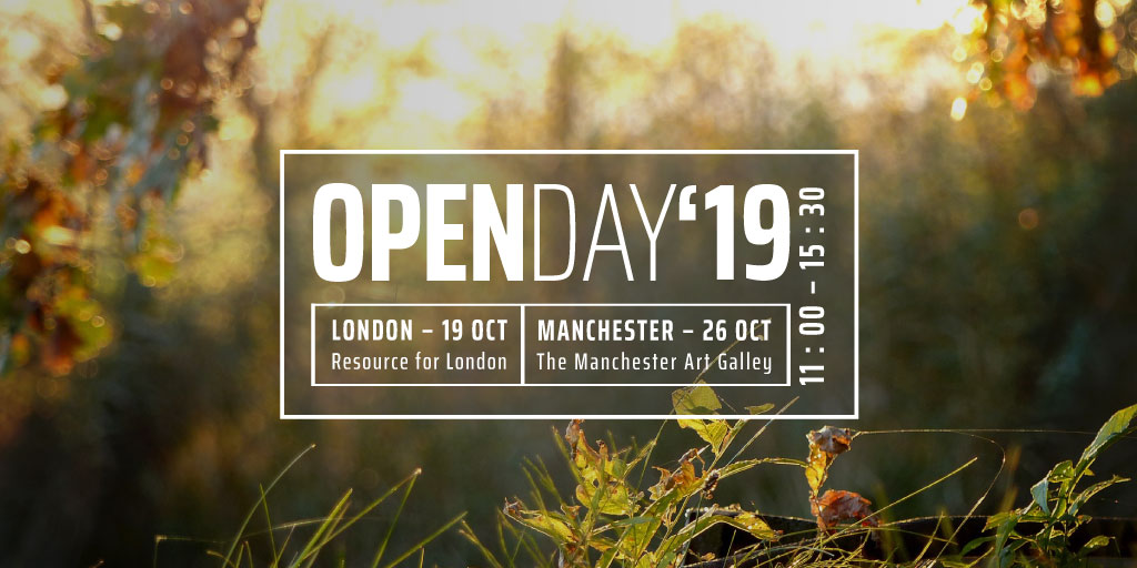 Everything you need to know about the GVI London and Manchester Open Days 2019