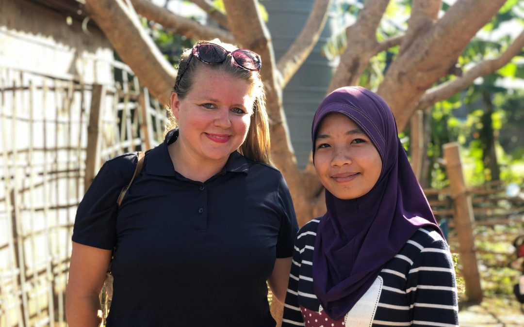 Trailblazers: Cambodian Women affecting change