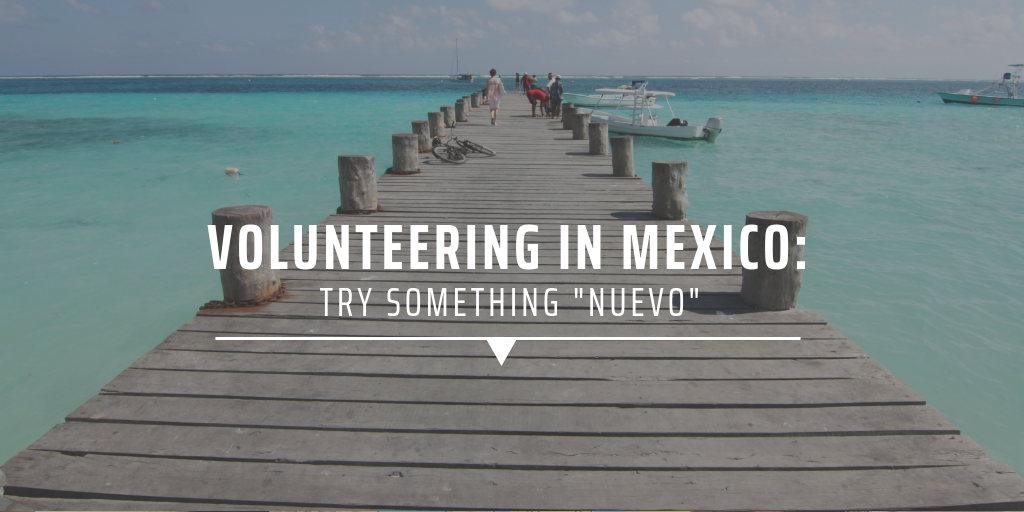 "Volunteering in Mexico: Try something ""nuevo"""