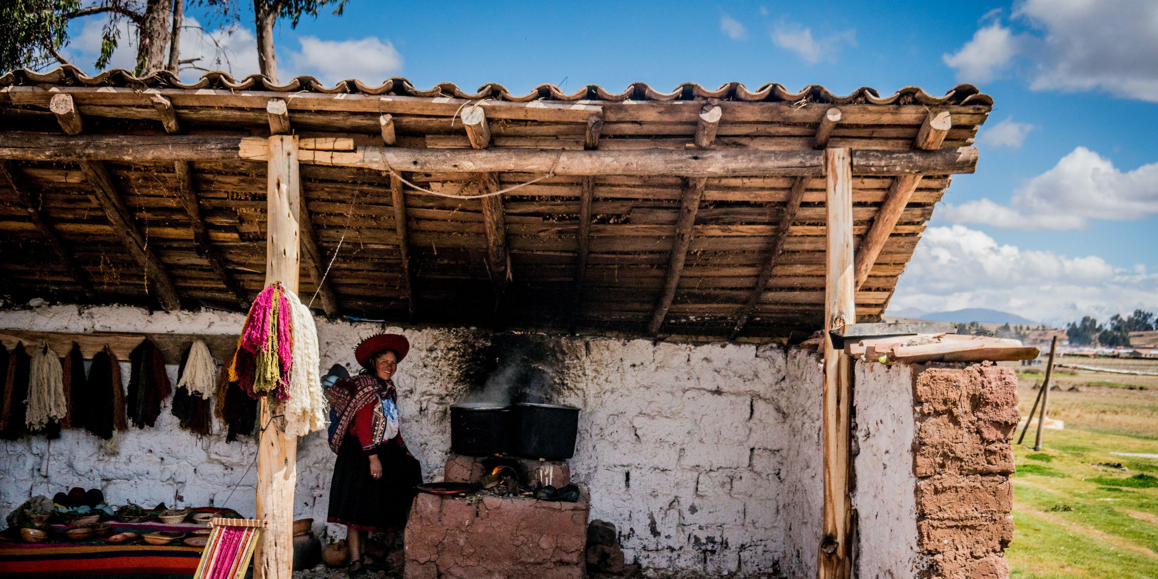Latin American food culture