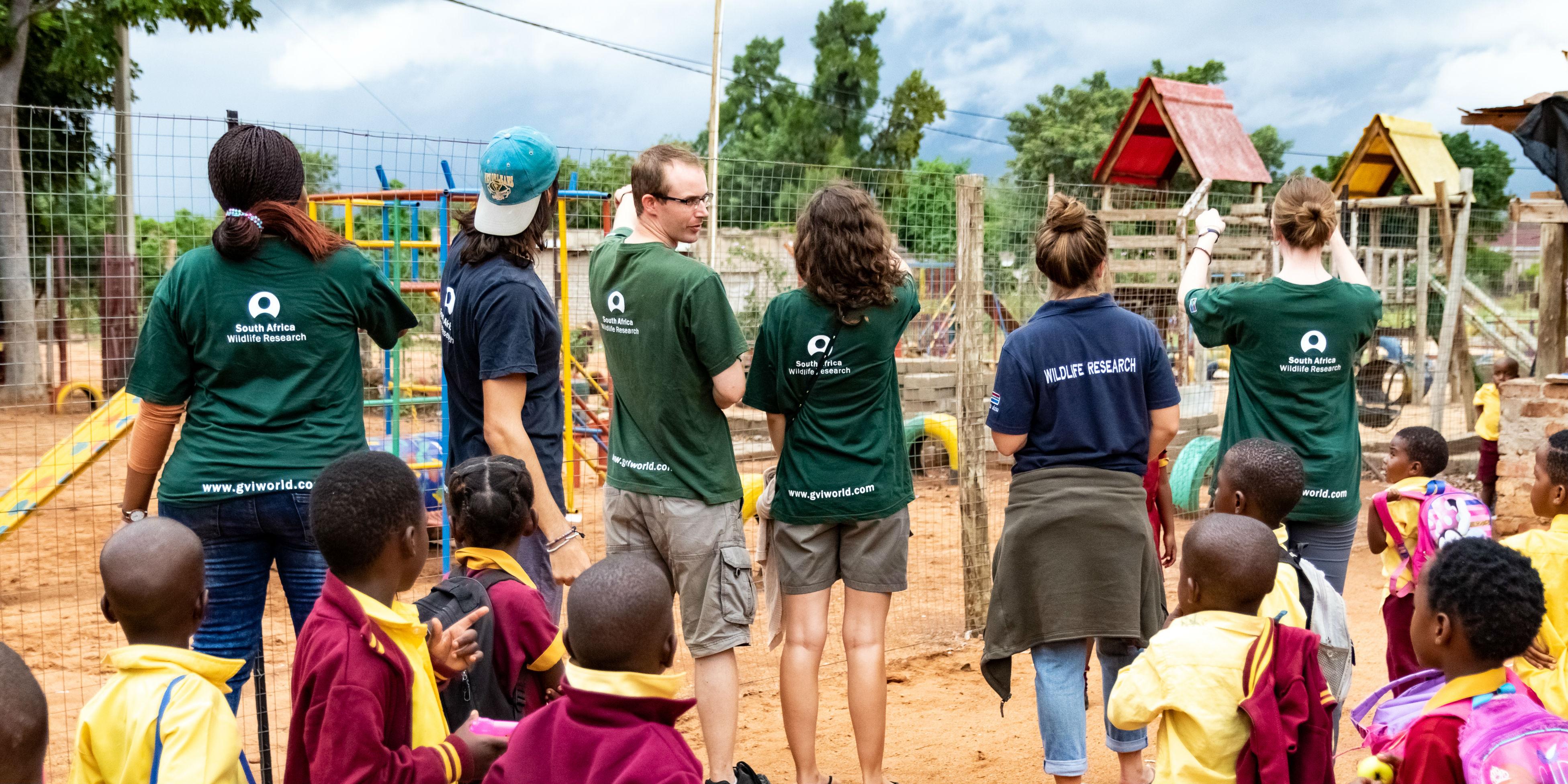 south africa volunteer programs