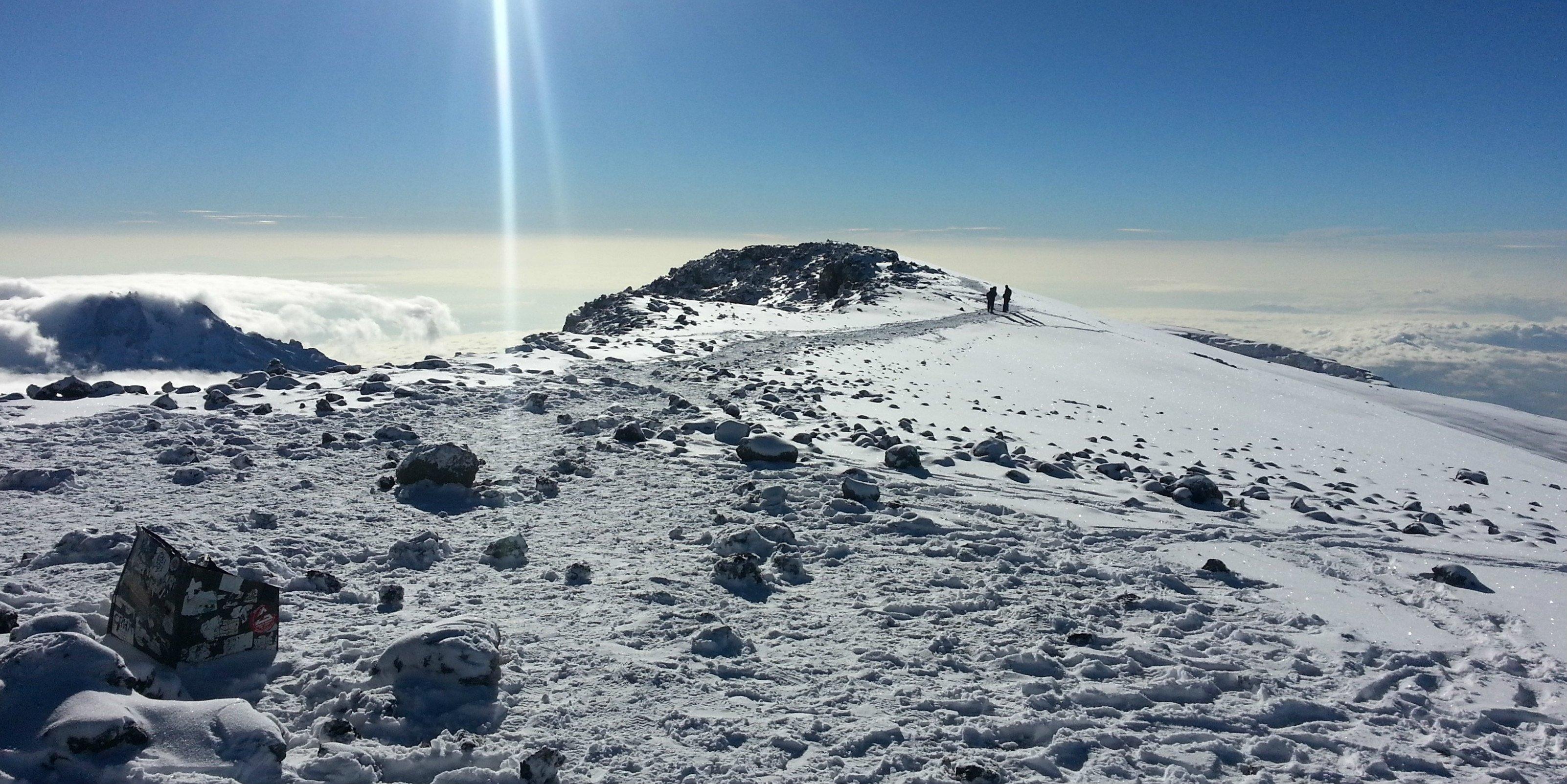 mount kilimanjaro facts