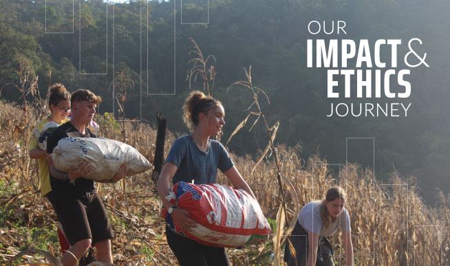 The impact of Ethics and Empowerment on Community and Conservation