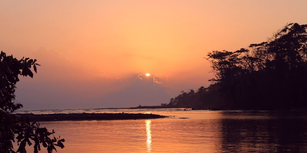 Tortuguero, Costa Rica has a high ecological value and is home to beautiful and rare views.