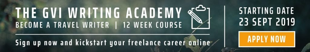 GVI Writing Academy: Sign up now and start your freelance writer career.
