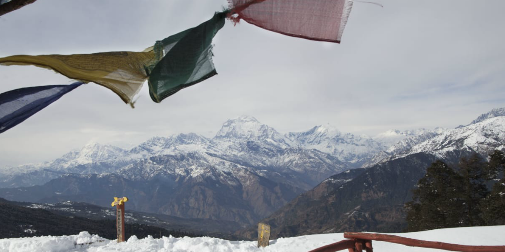 GVI Everest Base Camp in Nepal