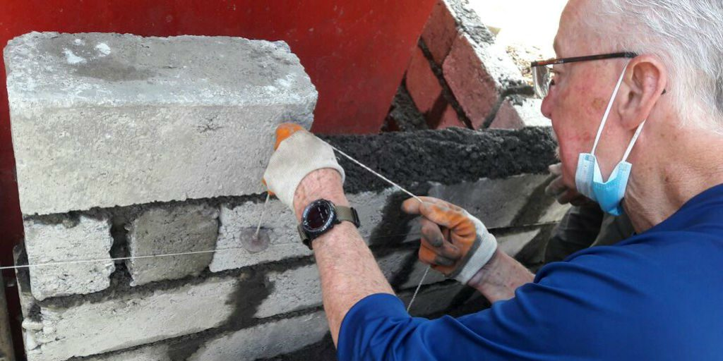 Looking for a working holiday for over 50s, help make an impact on a GVI construction program.