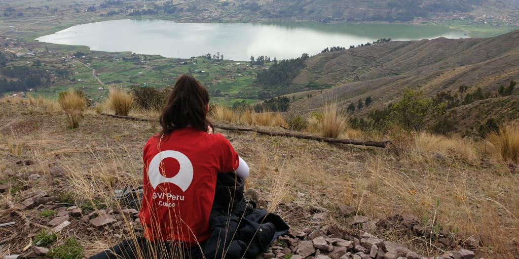 Travelling in Peru