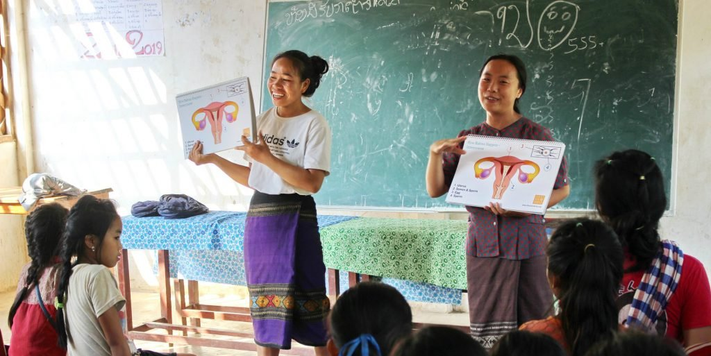Volunteer in women's empowerment and share knowledge and support with women in local communities.