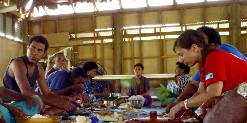 Manger est une partie importante de la liste des choses à faire dans les îles Fidji.