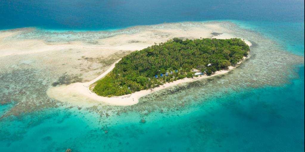 Les activités aux Fidji comprennent le temps passé sur la plage.