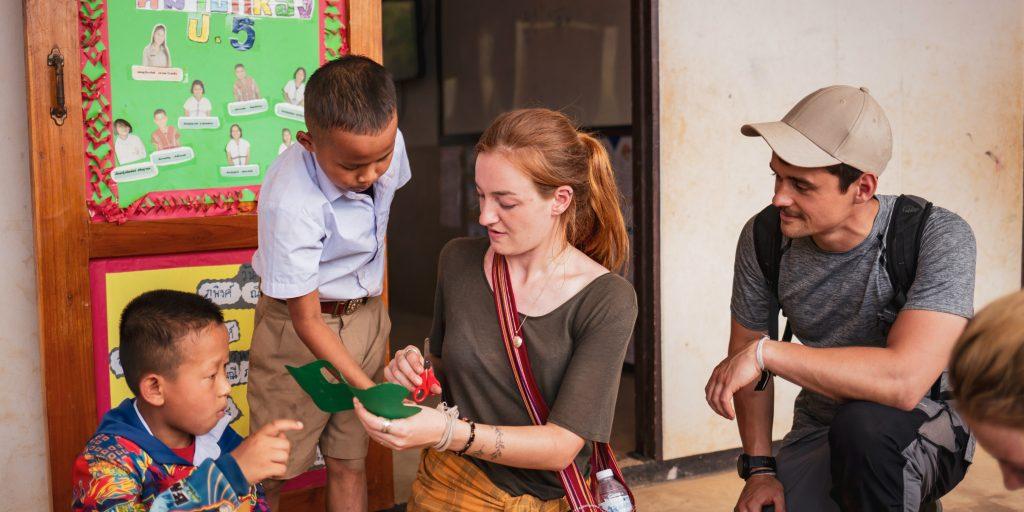 Découvrez l'expérience d'un volontaire GVI à Chiang Mai en Thaïlande.