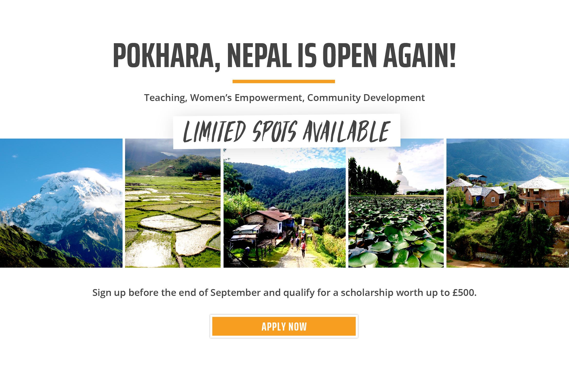 UK Nepal Reopening